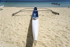 De kraanbalkkano van het Strand van Makaha Stock Afbeelding