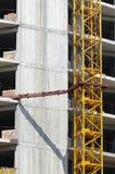 De kraansteun van de toren Stock Foto