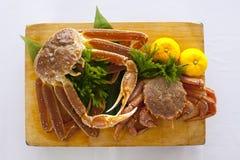 De krab van Hokkaido Royalty-vrije Stock Foto