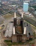 De Krachtcentrale van Battersea Royalty-vrije Stock Afbeeldingen
