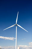 De krachtcentrale van de wind Royalty-vrije Stock Afbeelding