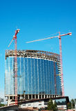 De kranen van de toren Royalty-vrije Stock Afbeelding