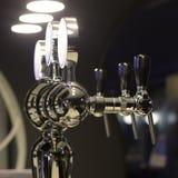 De kranen van het bier Royalty-vrije Stock Afbeeldingen