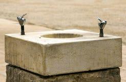 De kranen van het water Royalty-vrije Stock Afbeeldingen