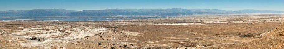 De krater van Ramon Royalty-vrije Stock Foto