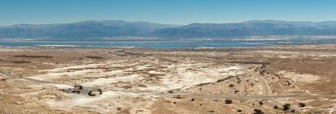 De krater van Ramon Royalty-vrije Stock Foto's