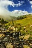 De kreek van de berg Stock Foto's