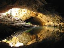 De Kreek van de tunnel Royalty-vrije Stock Afbeeldingen