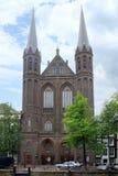 De Krijtberg,圣法兰西斯泽维尔教会,阿姆斯特丹 免版税库存图片