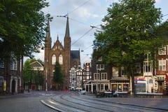 De Krijtberg Church, Amsterdam Stock Photography