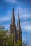 De Krijtberg church in Amsterdam, The Netherlands Stock Image