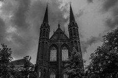 De Krijtberg kościół Obraz Stock