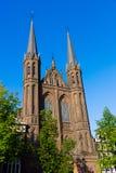 De Krijtberg kyrka Arkivfoton
