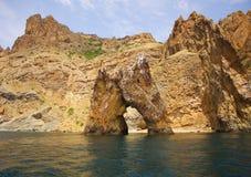 De Krim, gouden poorten royalty-vrije stock foto