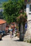 De Krim Gurzuf stock afbeelding