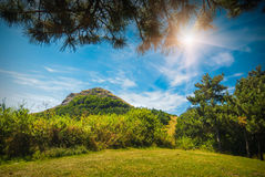 De Krim landscape_1 Royalty-vrije Stock Foto's