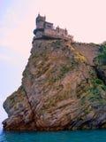 De Krim slikte nest Stock Fotografie