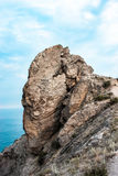 De Krim - Stenen Stock Fotografie