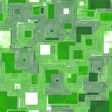 De kring regelt naadloze geproduceerde textuur stock illustratie