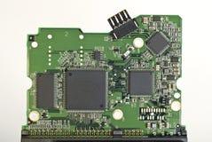De kringsraad van de computer Stock Foto