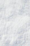 De kristallentextuur van de sneeuw Stock Fotografie