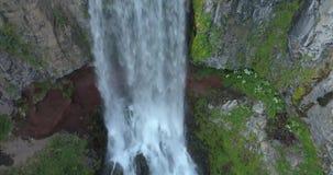 De kromming Oregon van Tumalodalingen stock videobeelden