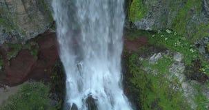 De kromming Oregon van Tumalodalingen stock footage