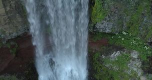 De kromming Oregon van Tumalodalingen stock video