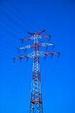 De Kromming van de energie Stock Foto's