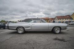 1969 de Kroon rechts van Dodge Stock Afbeeldingen