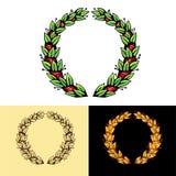 De kroon van Aurel Royalty-vrije Stock Afbeeldingen