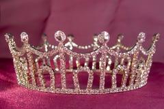De kroon van het huwelijk Royalty-vrije Stock Foto