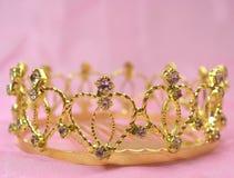De kroon van het huwelijk Stock Foto