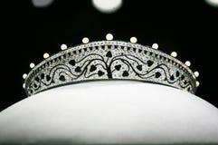 De Kroon van juwelen royalty-vrije stock foto