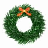 De Kroon van Kerstmis vector illustratie