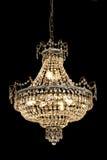 De kroonluchter van de luxe royalty-vrije stock afbeeldingen