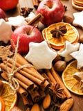 De kruiden van Kerstmis Stock Fotografie