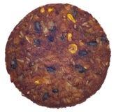 De kruidige Vegetarische Zwarte Hamburger van de Boon royalty-vrije stock afbeelding