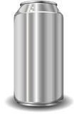 De kruik van het aluminium vector illustratie