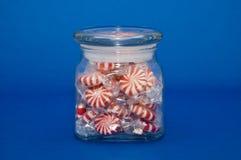 De Kruik van het suikergoed Royalty-vrije Stock Fotografie