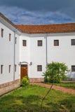 De Kruisvormige barak Stock Fotografie