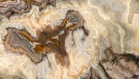 De krullende textuur van de Onyx marmeren Tegel Royalty-vrije Stock Fotografie