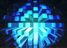 De kubus Stock Fotografie
