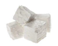 De kubus van feta Royalty-vrije Stock Fotografie