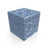 De Kubus van het labyrint royalty-vrije illustratie