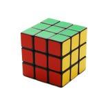 De kubus van Rubik Stock Fotografie