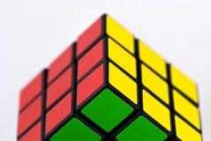 De kubus van Rubik 's royalty-vrije stock foto