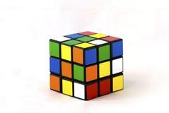 De kubus van Rubik 's Stock Fotografie