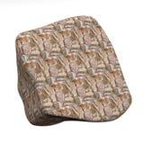 De kubus van Stoney Stock Foto's