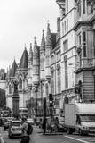 De kungliga domstolarna i London - LONDON - STORBRITANNIEN - SEPTEMBER 19, 2016 Royaltyfri Bild